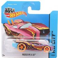 Hot Wheels 59/250 - Prototype H-24 Diecast Car - HW City